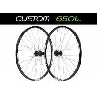 "Custom Handbuilt MTB 27,5"" (650b) Wheels"